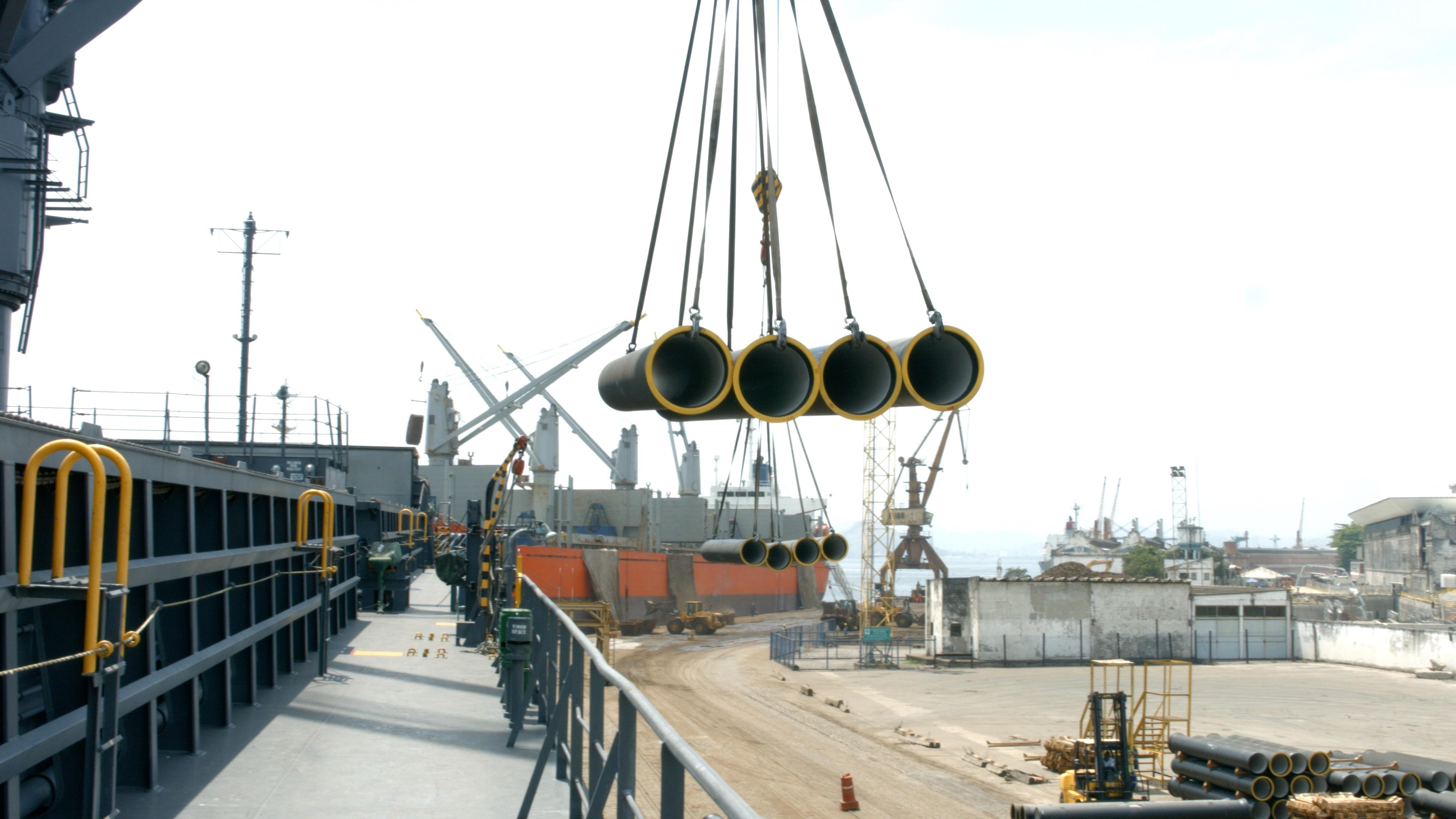 Projeto de Ampliação de Melhoramento do Sistema de Abastecimento de Água Potável da cidade de Ica