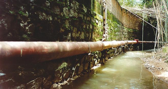 Despoluição dos Córregos e Ribeirões de Poços de Caldas