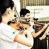Música nas escolas