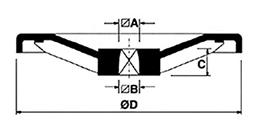 Desenho técnico volante