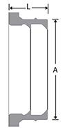 Desenho técnico Anel Flex