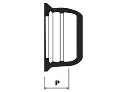 Desenho técnico CAP 250