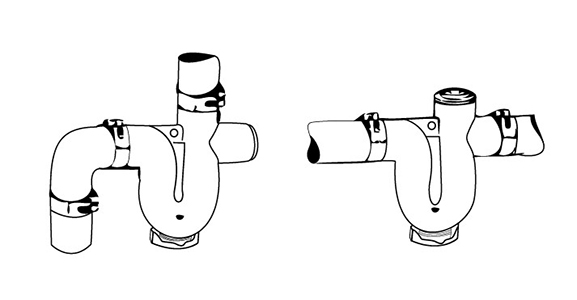 Desenho técnico Sifão 2